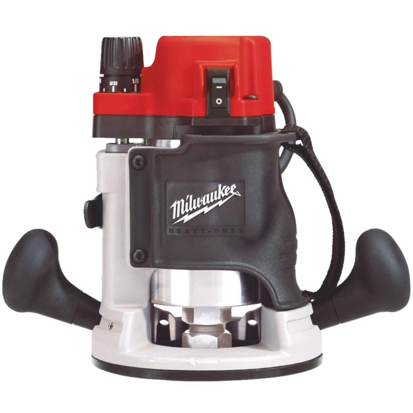 Milwaukee 11.0A 24,000 rpm Router Kit Image 1