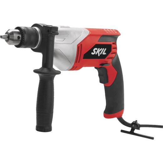 SKIL 1/2 In. 7-Amp Keyed Electric Drill