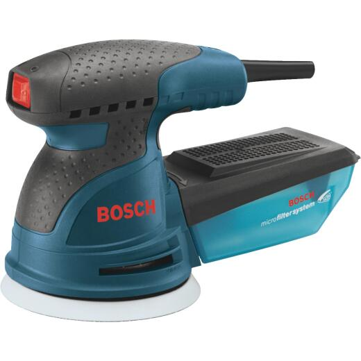 Bosch 5 In. 2.2A Finish Sander