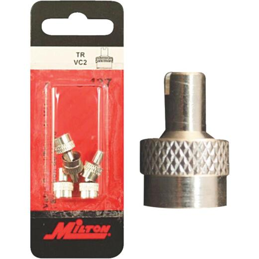 Milton Brass Tire Valve Cap (5-Pack)