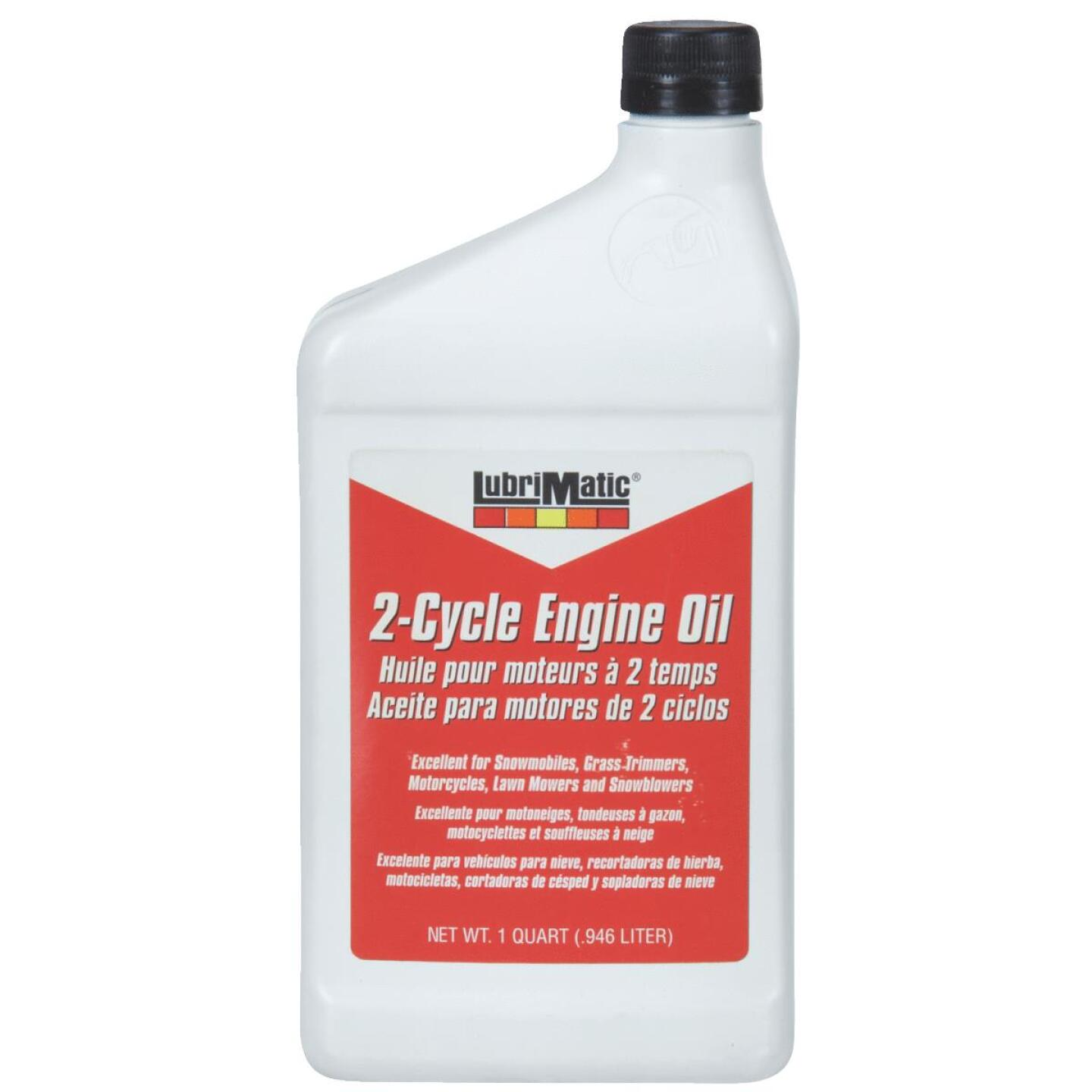 LubriMatic 1 Qt. Air Cooled 2-Cycle Motor Oil Image 1