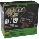 Automatic 6V and 12V 2A/10A/55A Auto Battery Charger Image 2