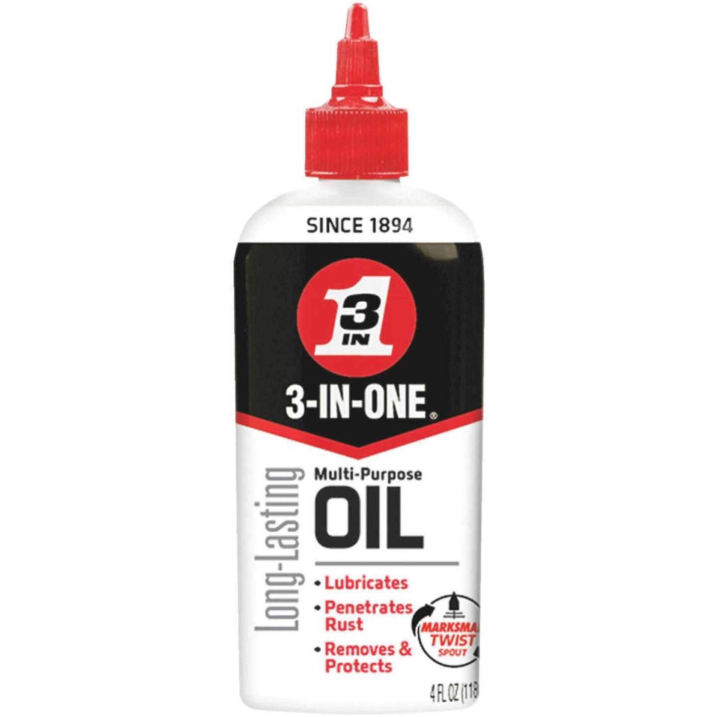3-IN-ONE 4 Oz. Drip Can Multi-Purpose Lubricant Image 1