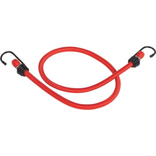 Erickson 1/4 In. x 30 In. Bungee Cord, Assorted Colors