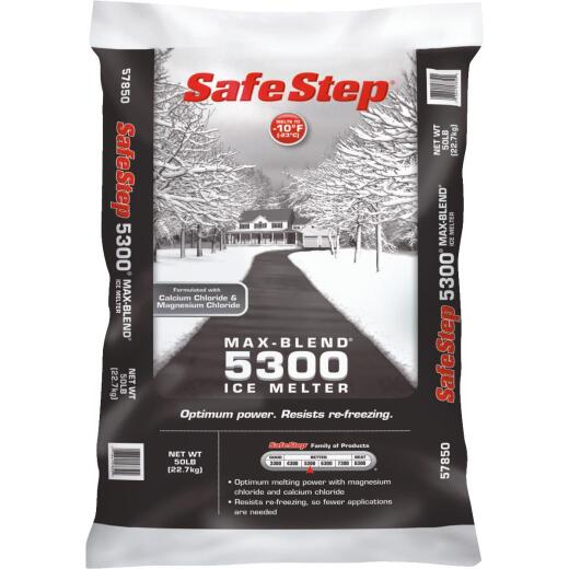 Safe Step Max-Blend 5300 50 Lb. Ice Melt Pellets