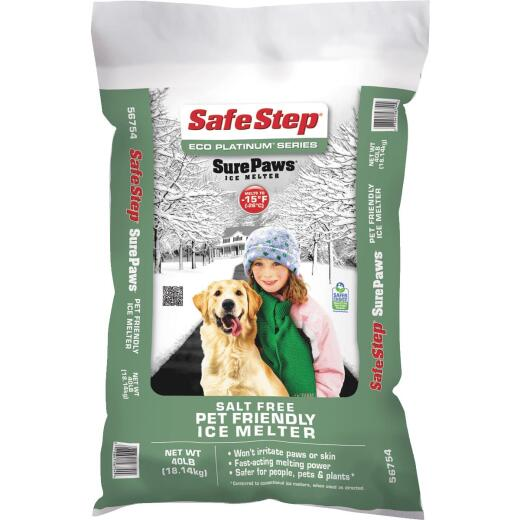 Safe Step Sure Paws 40 Lb. Ice Melt Pellets