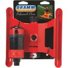 Dramm Metal Adjustable Red Gear Drive Sprinkler Image 2