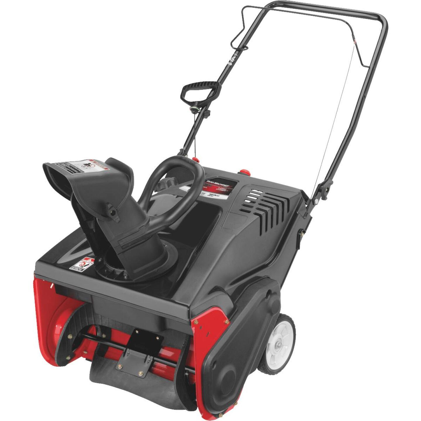 Yard Machines 21 In. 123cc Single-Stage Gas Snow Blower Image 2