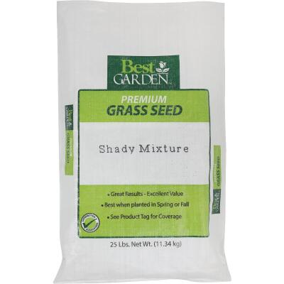 Best Garden 25 Lb. 7500 Sq. Ft. Coverage Shady Grass Seed